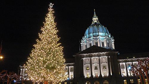 San Francisco City Hall; Photo credit: Hugh Grew ©