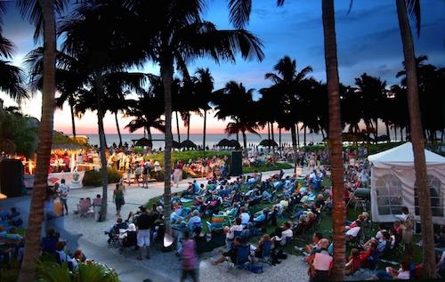 SummerJazz on the Gulf via Pat Shapiro