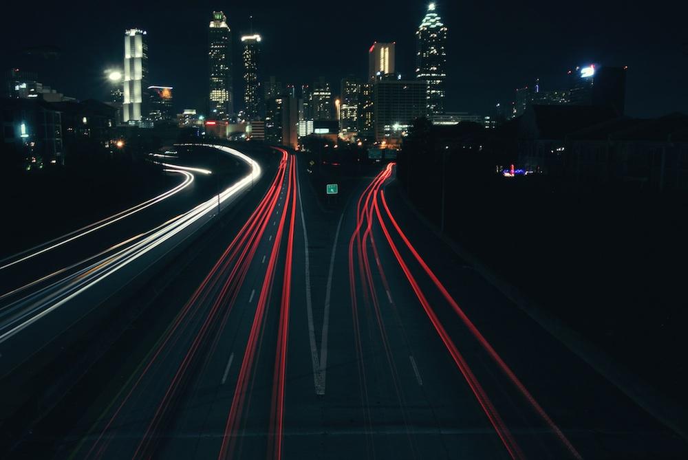 A view from the Jackson Street Bridge. Courtesy of Nikki Wolfe.