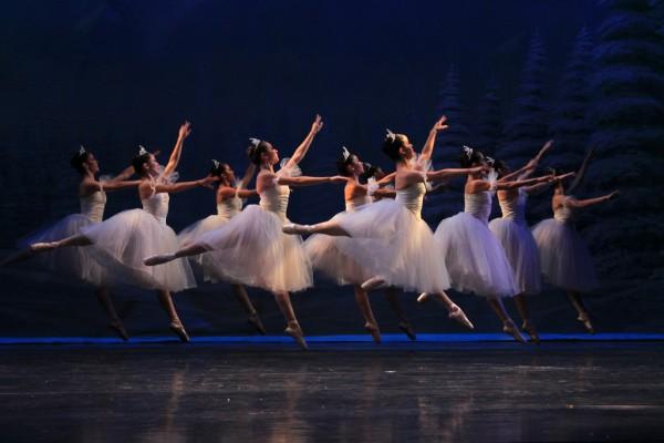 The Nutcracker at the Joffrey Ballet