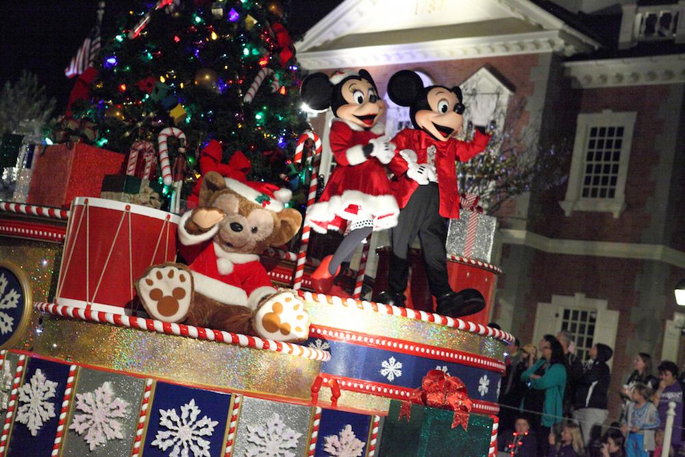 Christmas in the Magic Kingdom