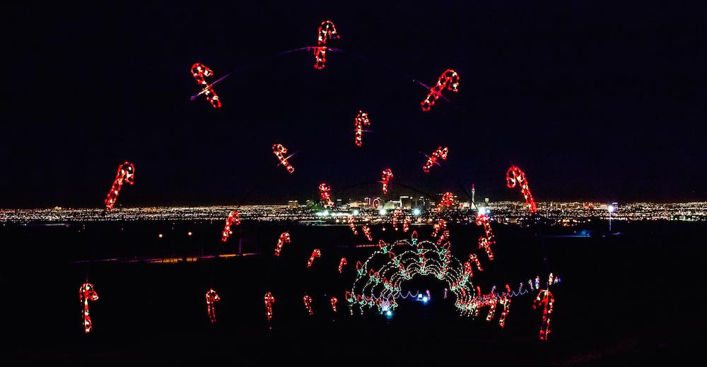 Glittering Lights | Photo courtesy of Las Vegas Motor Speedway