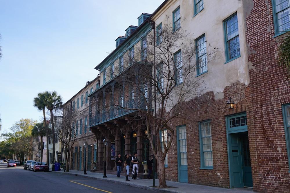 Charleston's French Quarter