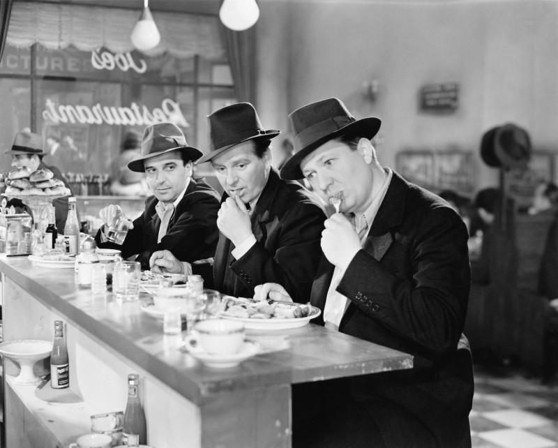 Vintage diner photo