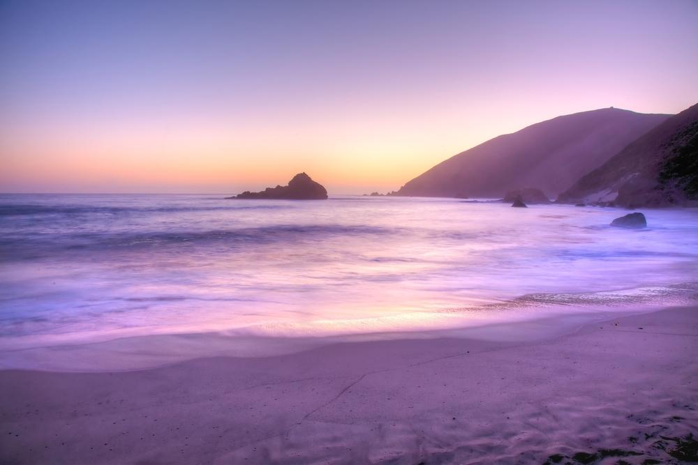 Pfeiffer Beach, California