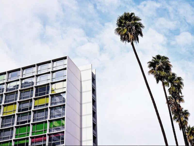 Line Hotel, Los Angeles