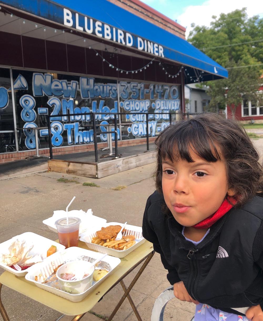 Bluebird Diner, Iowa City