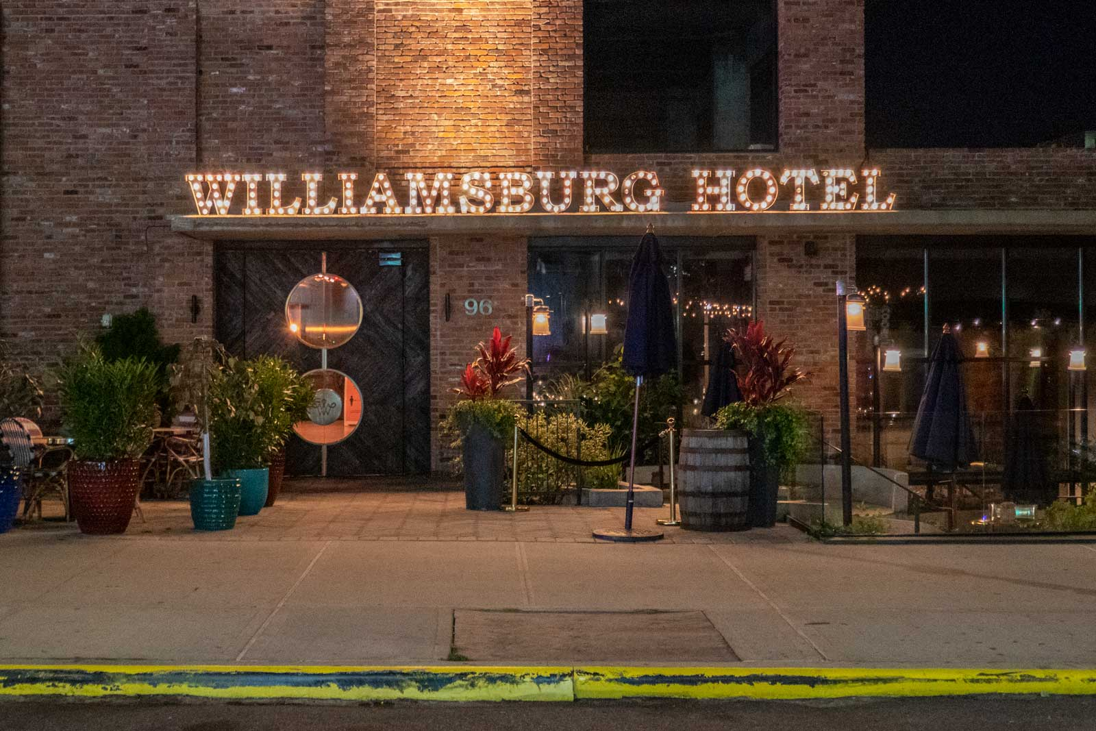 Williamsburg Hotel Brooklyn